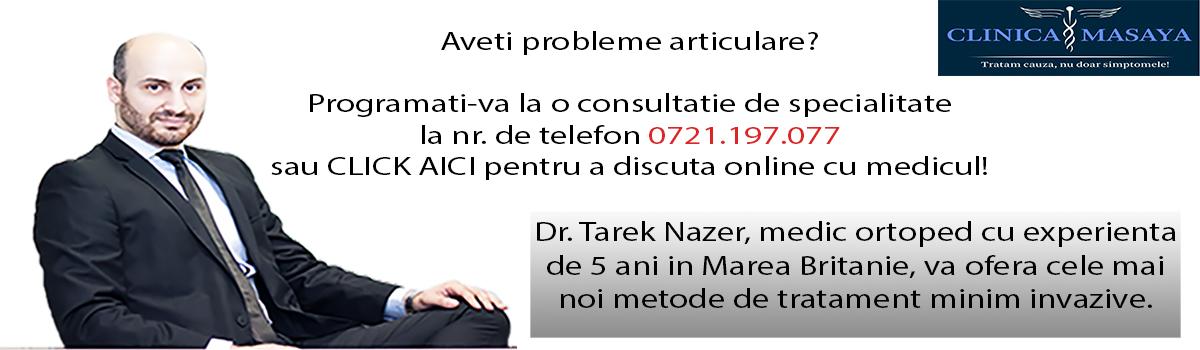 Dr Tarek nazer
