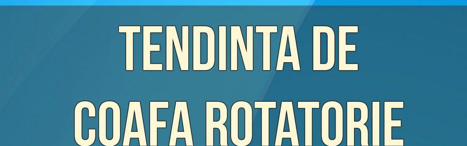 TENDINITA COAFA ROTATORIE