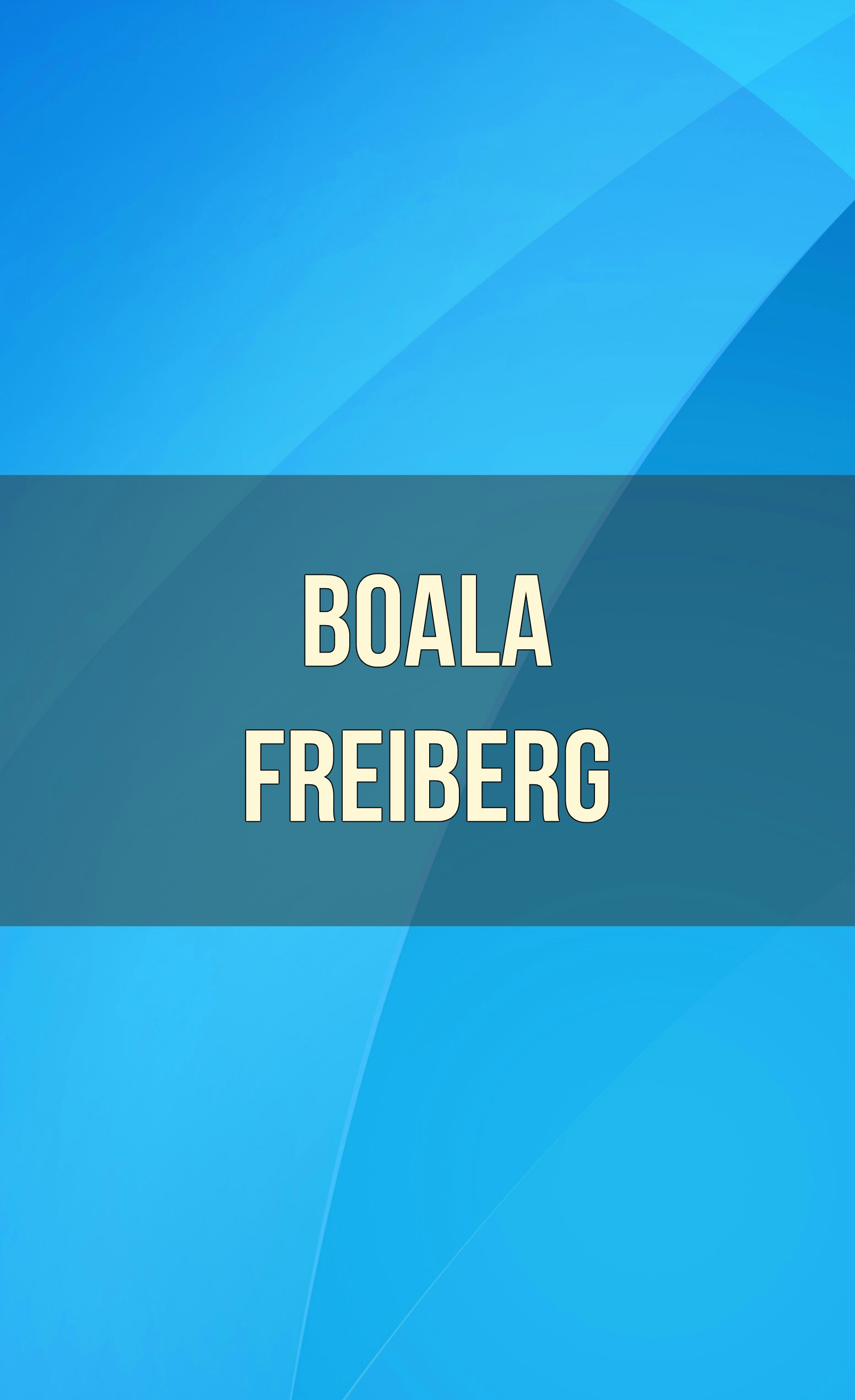 Boala Freiberg